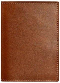 Обложка для паспорта BlankNote BN-OP-1-2-k Коньяк