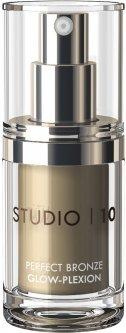 Универсальный бронзирующий флюид Studio 10 Perfect Bronze Glow-Plexion Bronze 15 мл (5060377061252)