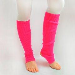 Дитячі гетри для танців і гімнастики для дівчаток Lagracia довжина 35см Рожевий 101gv