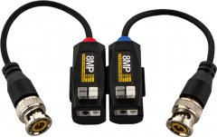 1-канальный пассивный приемник/передатчик Green Vision GV-01 4K P-06 (блистер пара) (LP12365)