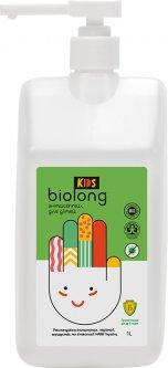 Детское дезинфицирующее средство Biolong Биолонг-А Кожный антисептик 1 л (4820197650538)