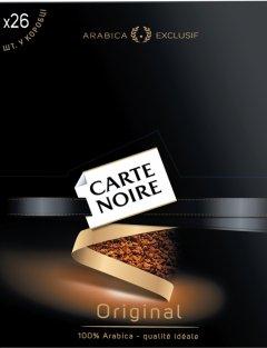 Кофе растворимый Carte Noire 2 г х 26 стиков (4820187043692)