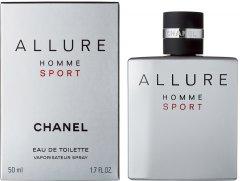 Туалетная вода для мужчин Chanel Allure homme Sport 50 мл (3145891236200)