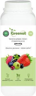 Органическое удобрение GREENAT для ягод 1 кг (GREENATBER1)
