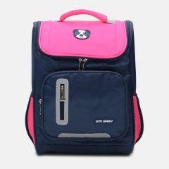 Рюкзак Laras Teddy bear C10dr04-blue-pink Розовый (C10dr04-blue-pink)