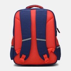 Рюкзак Laras Fashion school C10dr12-blue-red Cиний (C10dr12-blue-red)