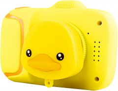 Цифровой детский фотоаппарат XoKo KVR-020 Chick Желтый (KVR-020-YL) (9869205468364)