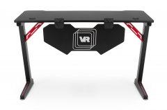 Компьютерный стол Barsky E-Sports BES-01 RGB-LED Black