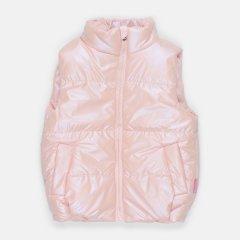 Демисезонный жилет Одягайко 72100 122 см Светло-розовый (ROZ6400041683)