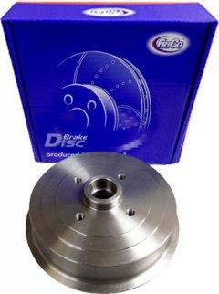 Барабан тормозной задний Frico Daewoo Lanos, Sens со ступицей (- ABS )(FC1337BDR)
