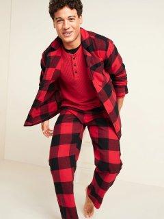 Пижама Old Navy 191284690 L Красный/Черный (1159752433)