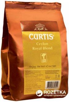 Чай черный крупнолистовой Curtis Ceylon Royal Blend 250 г (4823063702829)