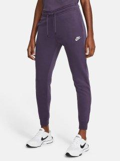 Спортивные штаны Nike W Nsw Essntl Flc Mr Pnt Rg BV4095-574 M Фиолетовые (194502794366)