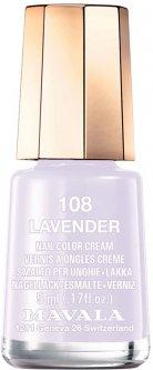 Лак для ногтей Mavala 108 Lavender 5 мл (7618900911086)