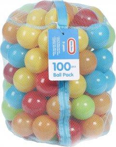 Набор игрушек Little Tikes Разноцветные шарики для сухого бассейна 100 шт (642821E4C)