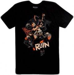 """Футболка Gaya COD """"Black Ops 4 T-Shirt Ruin Knock Black"""" L (GE6300L)"""