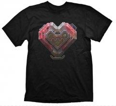 "Футболка Gaya Starcraft II ""Terran Heart "" XL (GE1814XL)"