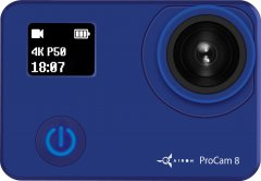 Видеокамера AirOn ProCam 8 Blue (4822356754475)