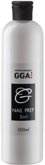 Средство GGA Professional Nail-Prep 3-in-1 500 мл (1213077617531)