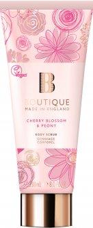 Скраб для тела Grace Cole Body Scrub Boutique Cherry Blossom & Peony 225 г (5055443668367)