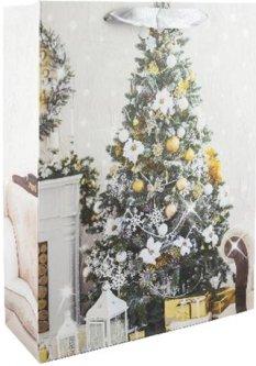 Набор пакетов подарочных Angel Gifts 310x400x120 мм 4 дизайна 12 шт (Я44980_AG91308(18)_12)