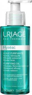 Масло Uriage Hyséac Purifying Oil Очищающее 100 мл (3661434008276)