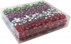 Набор для упаковки подарков Angel Gifts 40 шт в упаковке микс цветов (Я17040_AG1244)