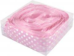 Набор для упаковки подарков Angel Gifts 20 шт в упаковке Розовый (Я17548_AG1140_розовый)