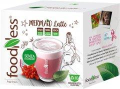 Капсульный напиток FoodNess Dolce Gusto Латте Русалки с экстрактом Драгонфрута и кокосовым молоком 10 капсул х 12 г (8031848007328)