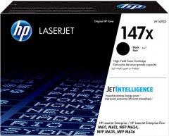 Тонер картридж HP 147X LaserJet MFP 611/612/635/636 Black (W1470X)