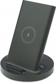 Беспроводное зарядное устройство Xiaomi Mi Wireless Charging Stand 20W WPC02ZM (GDS4145GL)