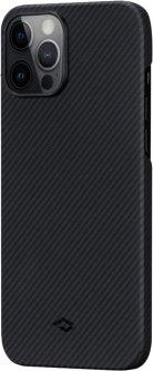 Панель Pitaka Air Case для Apple iPhone 12 Pro Black/Grey (KI1201PA)