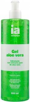 Гель для тела Interapothek с чистым экстрактом Алоэ вера для сухой и чувствительной кожи 500 мл (8430321007693)