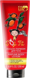 Лосьон-парфюм для тела Bio World Goji Fit 200 мл (4815412002957)
