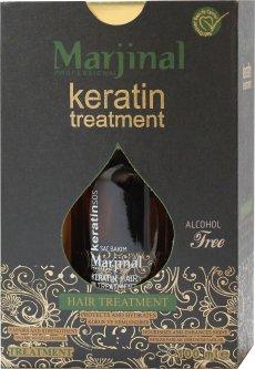 Масло для волос Marjinal Professional Keratin Treatment Кератиновое 100 мл (73112) (8697426731124)
