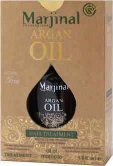 Масло для волос Marjinal Professional Аргановое 100 мл (73275) (8697426732756)