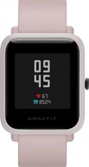Смарт-часы Amazfit Bip S Warm Pink (601689)