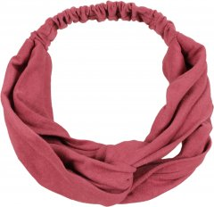Повязка для волос Red Point Hair band Loop переплет Замша Розовая (МП.02.Т.66.03.000)
