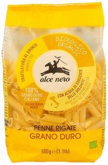 Макаронные изделия из твердых сортов пшеницы Alce Nero Пенне 500 г (8009004110021)