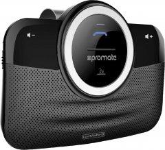 Bluetooth-спикерфон Promate CarMate-8 Black (carmate-8.black)