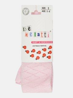 Колготки De Melatti 6005 146-152 см Рожеві (2400000146469)