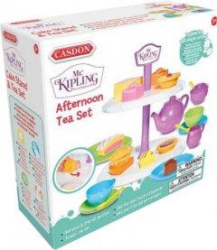 Игровой набор Casdon Mr Kipling Чайный сервиз (5011551006859)
