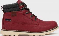 Ботинки CMP Kids Thuban Lifestyle Shoes Wp 39Q4944-C952 31 Merlot (8056381919563)