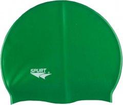 Шапочка для плавания Spurt Silicone SH74 Onesize Green (SH74)