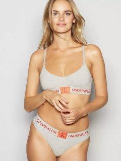 Комплект Calvin Klein Underwear Monogram 407 S Серый (H2500000016219)