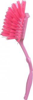 Щетка для мытья посуды Zambak Plastik Lux 8 х 23 х 5 см Розовая (ZP84049/P)
