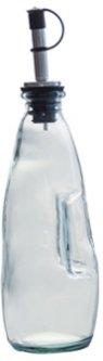 Бутылка для масла или уксуса San Miguel Sac с носиком для налива стекло 300 мл (5992_3)
