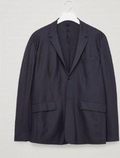 Пиджак COS 0625015 52 Темно-синий (2000001737118)
