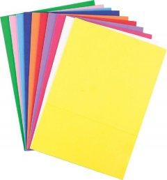 Набор декоративной бумаги Centrum Eva А4 10 цветов (88080)