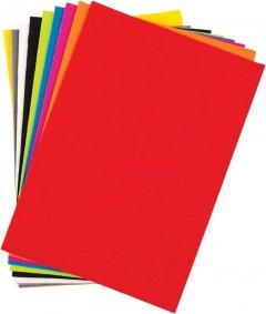 Набор самоклеющейся бумаги Centrum А4 10 цветов (87719)